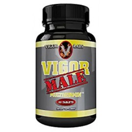 VIGOR MALE 30 TABLETAS