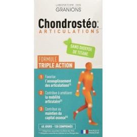 CHONDROSTEO 120 CAPS