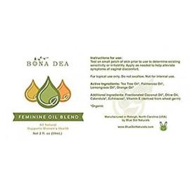 El original Todo spray de aceite natural femenino | Se usa para tratar los síntomas de las infecciones por levaduras y BV rápi