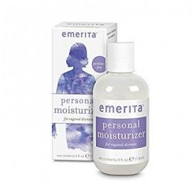 Emerita Crema hidratante personal | Íntima Cuidado de la piel para la sequedad vaginal | A base de agua con Caléndula y vitami