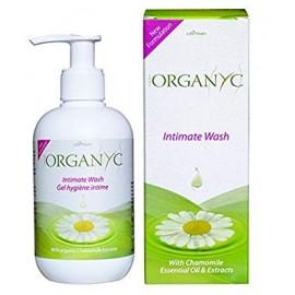 Lavar Organyc íntimo para la piel sensible 85 onza líquida
