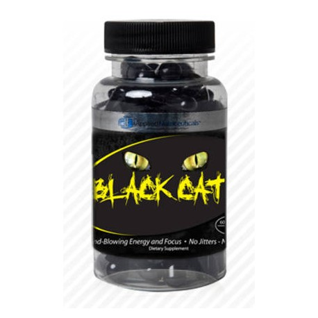 Black Cats de Applied Nutriceuticals (60 Capsulas)