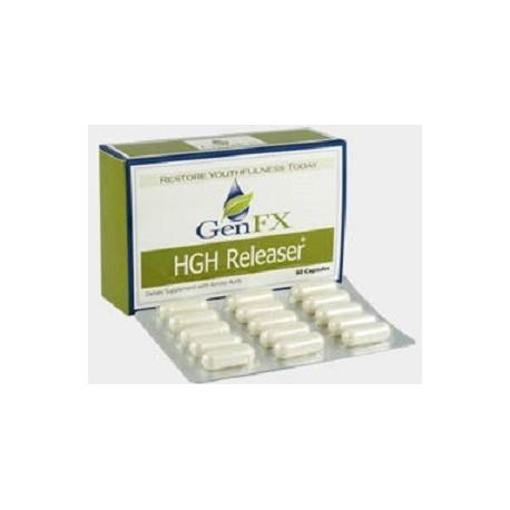 GENFX HGH RELEASER 3 X 60 CAPS