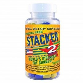 STACKER 2 FAT BURNER 100 CAPS