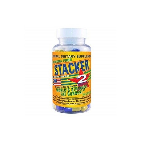 STACKER 2 FAT BURNER 100 CAPS