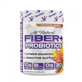FIBER AND PROBIOTICS 30 PORCIONES