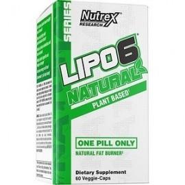 LIPO 6 NATURAL 60 CAPS