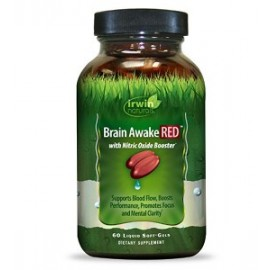 BRAIN AWAKE RED 60 CAPS