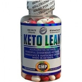 KETO LEAN BY HI TECH 120 CAPS