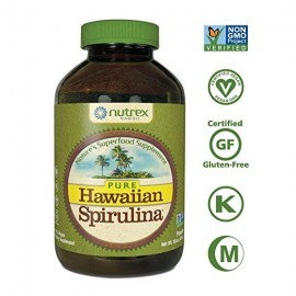 PURE HAWAIIAN SPIRULINA POWDER 480 GRAMOS