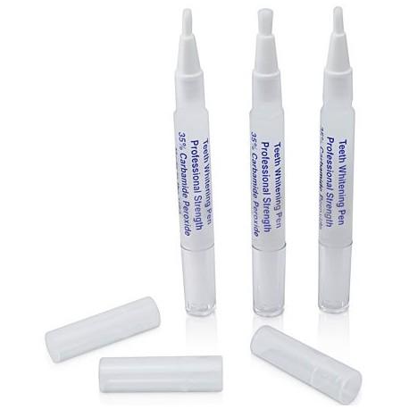 3 Pack de Bolígrafos Blanqueadores Profesionales