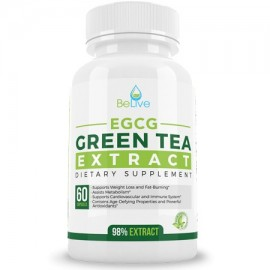 Green Tea EGCG Belly Fat Burner Weight Loss