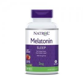 Natrol Melatonina 3 mg Fast comprimidos que se disuelven 150 Caps