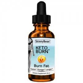 KETO BURN Diet Drops by Skinny Bean faster ketosis