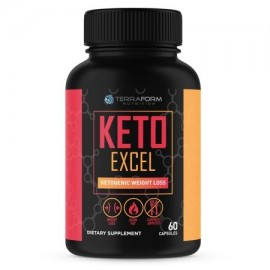 Keto Excel Keto Supplements – Powerful Keto Diet Weight Loss Supplement – Achieve Maximum Weight Loss – Increase Energy -