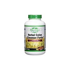 Organika Herbal Colon Cleanser Forte 180 vcaps