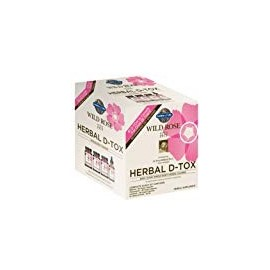 Garden of Life Wild Rose Herbal d-tox Kit (12 días)