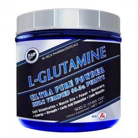 L-GLUTAMINE 500 GRAMOS