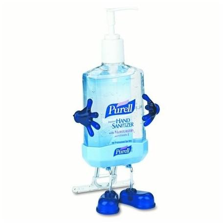 PURELL Botella instantánea Pal desinfectante de la mano de escritorio dispensador w - bomba 8Oz 3wx3 1 - 2dx8 1 - 2h