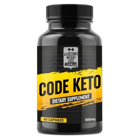 CODE KETO 60 CAPS