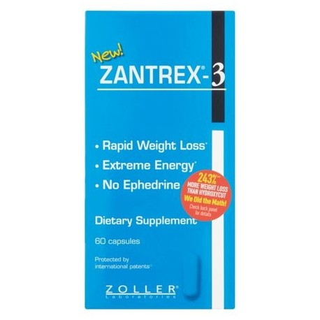 ZANTREX-3 60 CAPS