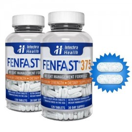 (2 PACK) FENFAST 375 120 CAPS