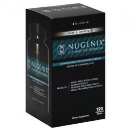 NUGENIX ULTIMATE TESTOSTERONE TEST BOOSTER 120 CAPS