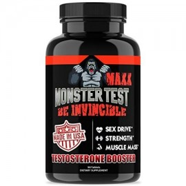 ANGRY SUPPLEMENTS MONSTER TEST MAXX 90 CAPS