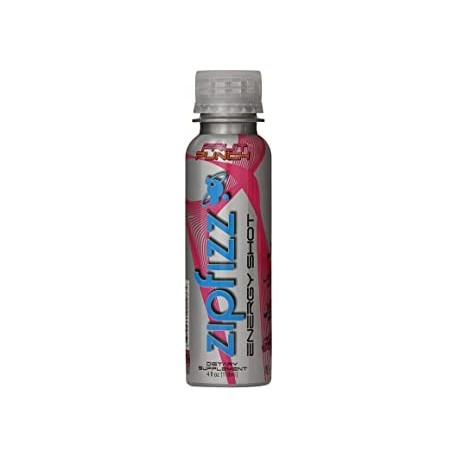 ZIPFIZZ LIQUID ENERGY SHOT 118 ML X 24 BOTELLAS