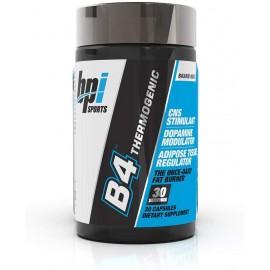 BPI Sports B4 Quemador de grasa extra fuerte 30 Caps
