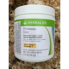 Prolessa Duo 7 dias de suministro de doble accion de control del hambre 74 Gramos