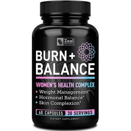 Weight Loss Pills for Women Daily Balance Vitamins 60 Caps