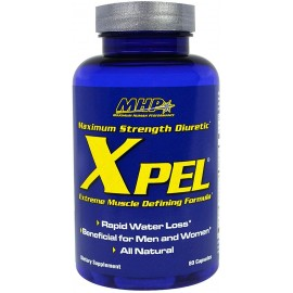MHP XPEL SUPLEMENTO DIETETICO 80 CAPSULAS