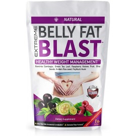JAMAICA HERBAL BELLY FAT BLAST WEIGHT MANAGEMENT SHAKE WITH GARCINIA CAMBOGIA 454 GRAMOS