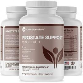 PROSTATE SUPPORT MENS HEALTH 60 VEGIE CAPS