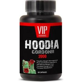 HOODIA GORDONII NATURAL WEIGHT LOSS EXTRACTO PURO DE HOODIA GORDONII 2000MG 1 FRASCO 60 CAPSULAS