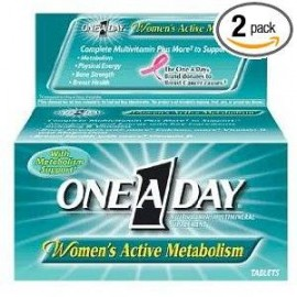 One-A-Day para mujeres- 2 packs (100 capsulas)