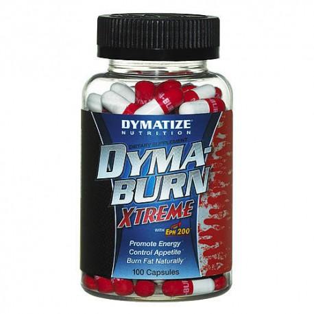 Dyma Burn Xtreme (100 Capsulas)