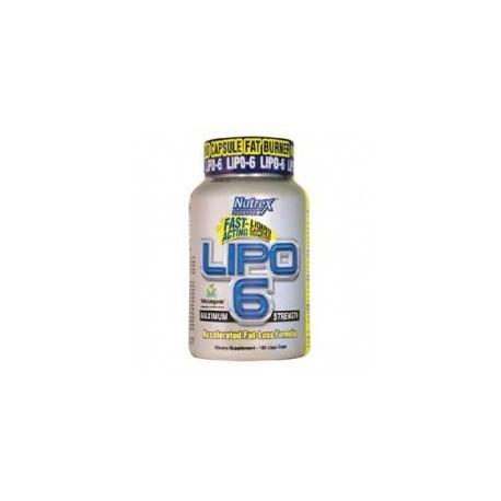 Nutrex Lipo 6 (120 capsulas)