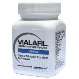 Vialafil Male Erection Enhancement (30 capsulas)
