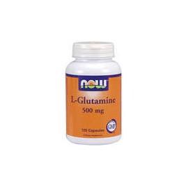 Glutamina de AST (500 mg, 120 capsulas)
