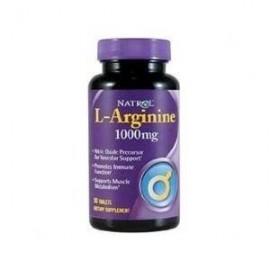 L-Arginine (3000 mg) (90 capsulas)