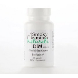 SMOKY MOUNTAIN NATURALS DIM 200MG ANTI-ESTRÓGENO EFECTIVO (60 CÁPSULAS)