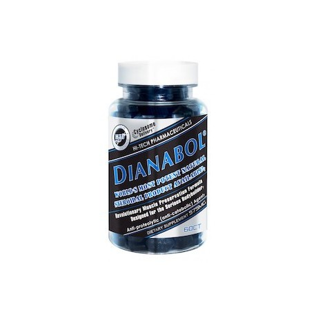 -DIANABOL BOOSTER TESTOSTERONA 90 CAPS