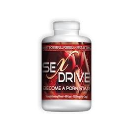 SEX DRIVE - MAS DESEO SEXUAL - ERECCIONES MAS DURAS (60 CAPSULAS)