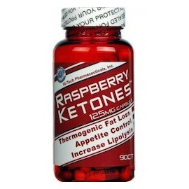 RASPBERRY KETONES 125 MG - QUEMADOR NATURAL (90 CAPSULAS)
