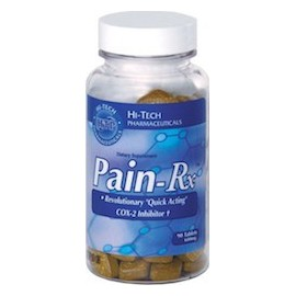 PAIN RX - ANALGESICO NATURAL (90 CAPSULAS)