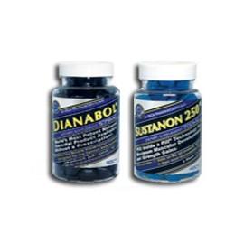 PACK DIANABOL Y SUSTANON 250 (2 PRODUCTOS)