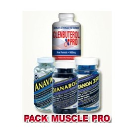 PACK PRO MUSCULO ULTIMATE (4 PRODUCTOS)