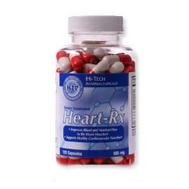 HEART RX - SOPORTE PARA EL CORAZON (120 CAPSULAS)